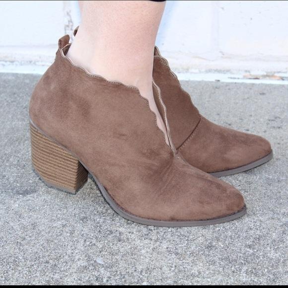 1a5df7fa4c50 Shoes   Irene Booties   Poshmark